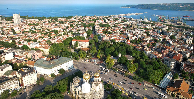 Професионално заснемане с дрон, Ps Drones, Варна Център